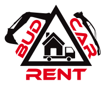 Bud Car Rent logo